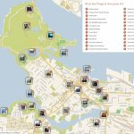 Vancouver Printable Tourist Map | Free Tourist Maps ✈ | Tourist Map   Printable Map Of Vancouver