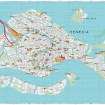 Venice City Map   Free Download In Printable Version | Where Venice   Venice Printable Tourist Map