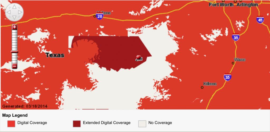 Verizon Coverage Map Texas | Business Ideas 2013 - Verizon Coverage Map Texas