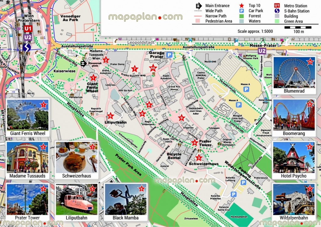 Vienna Maps Top Tourist Attractions Free Printable City – Vienna - Vienna Tourist Map Printable