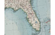 Florida Map 1900