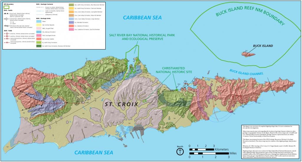 Virgin Islands Maps | Npmaps - Just Free Maps, Period. - Printable Map Of St John Usvi