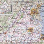 Virginia State Maps | Usa | Maps Of Virginia (Va)   Virginia State Map Printable