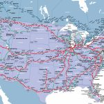 Visit America's Most Stunning National Parkstrain In 2019   California Zephyr Map