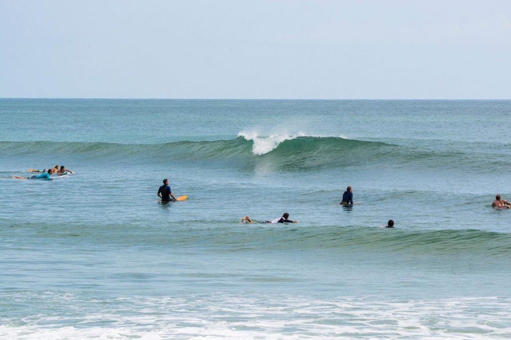 Volusia County Surf Report & Forecast - Map Of Volusia County Surf - Best Surfing In Florida Map