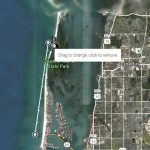 Walk From Pier 60 Clearwater Beach To Caladesi Island State Park   Honeymoon Island Florida Map