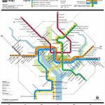 Washington, D.c. Metro Map   Printable Washington Dc Metro Map