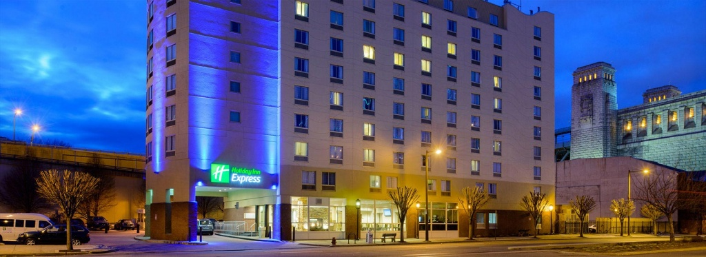 Waterfront Downtown Philadelphia Hotel - Holiday Inn Express - Map Of Holiday Inn Express Locations In California