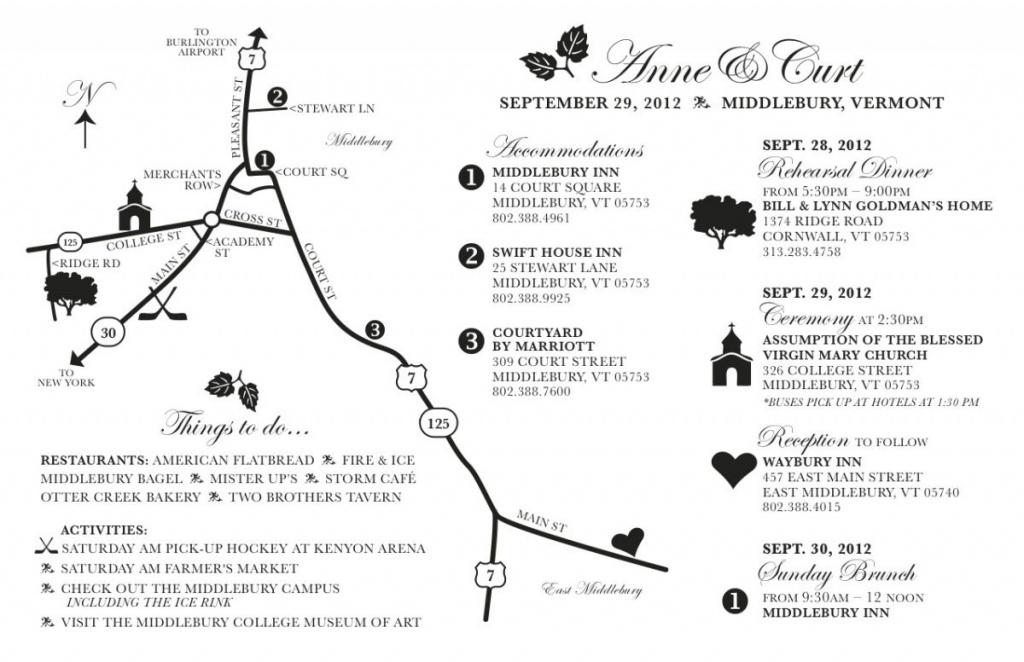 Wedding #map [#diy Printable Custom Digital Design] | Diy | Etsy - How To Create A Printable Map For A Wedding Invitation