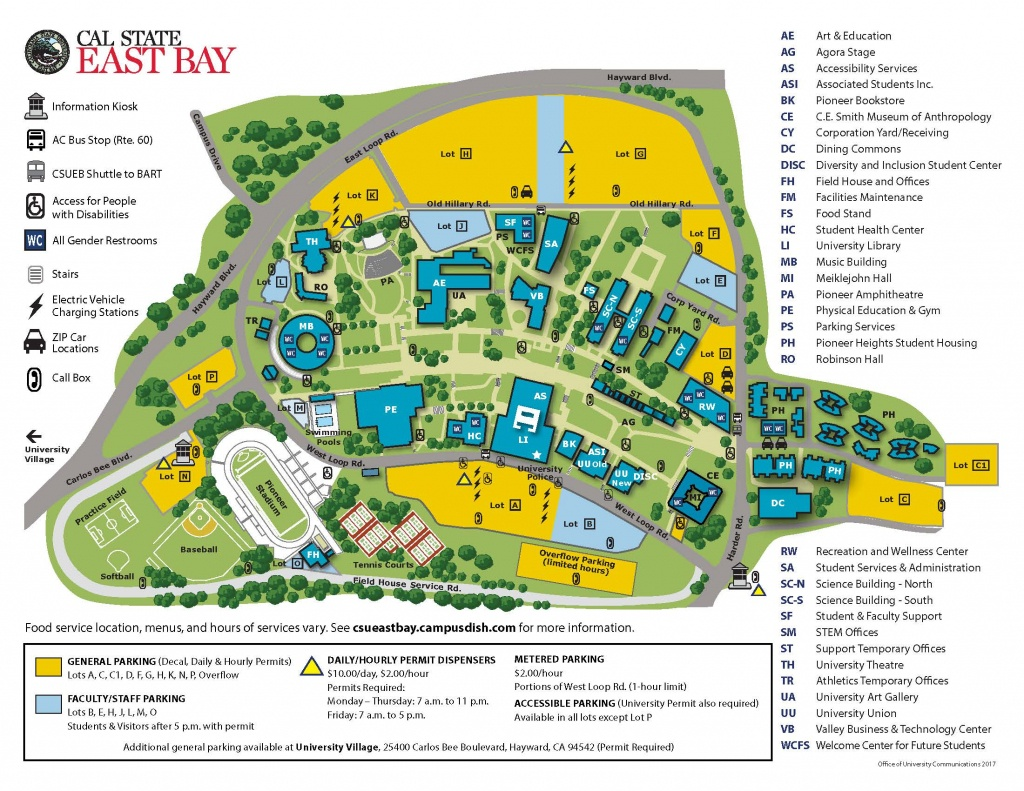 Welcome Day 2019 - California University Of Pa Campus Map
