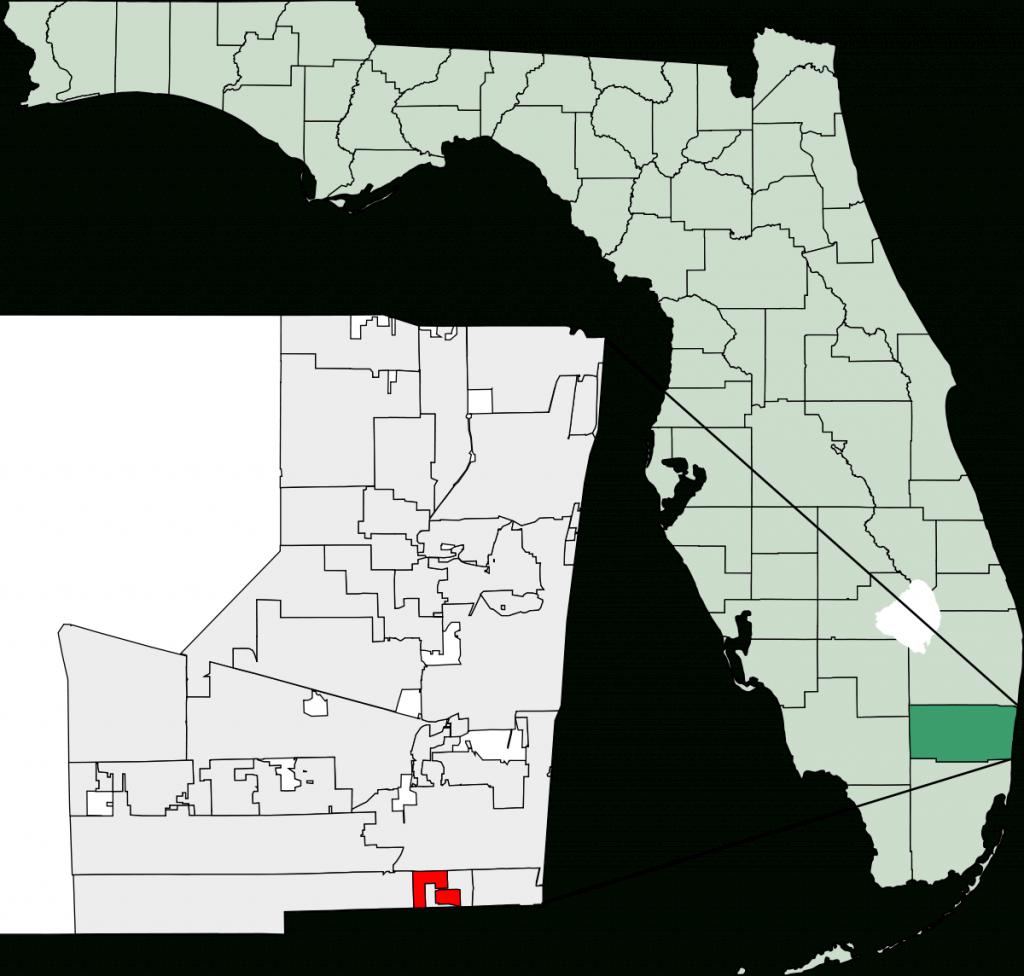 West Park, Florida - Wikipedia - Lake City Florida Map