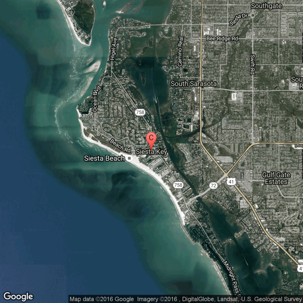 What To Do On The Island Of Siesta Key, Florida | Usa Today - Map Of Hotels In Siesta Key Florida