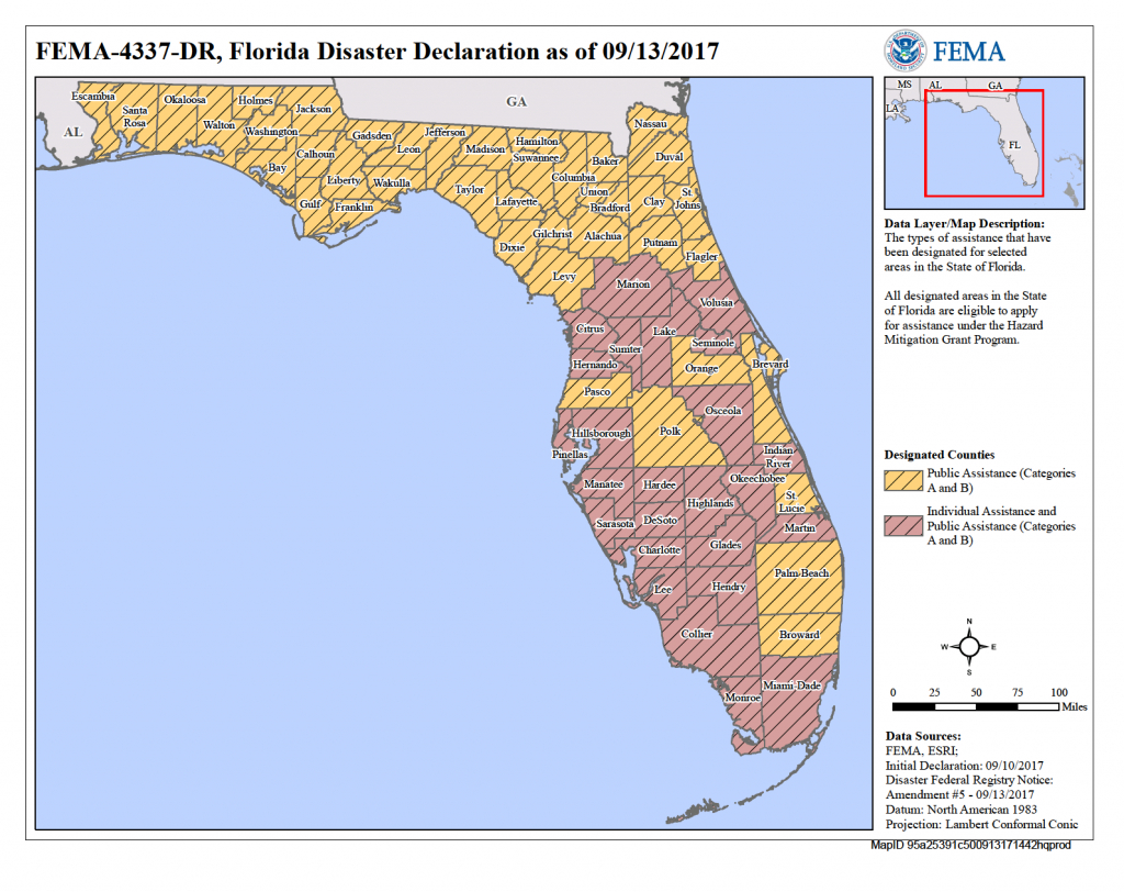 Who Should File A Fema Claim And How To Do So | Wusf News - Fema Flood Maps Charlotte County Florida