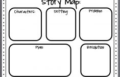 Why Your Children Need To Use Story Grammar To Improve Their Reading – Printable Story Map