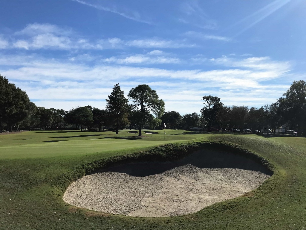 Winter Park Golf Course – City Of Winter Park - Map Of Central Florida Golf Courses