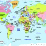 World Map Printable, Printable World Maps In Different Sizes   Free Printable World Map Pdf