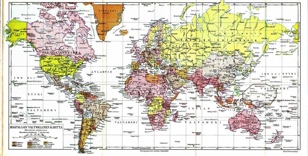 World Map With Latitude And Longitude Lines Printable Maps Inside In - World Map With Latitude And Longitude Lines Printable