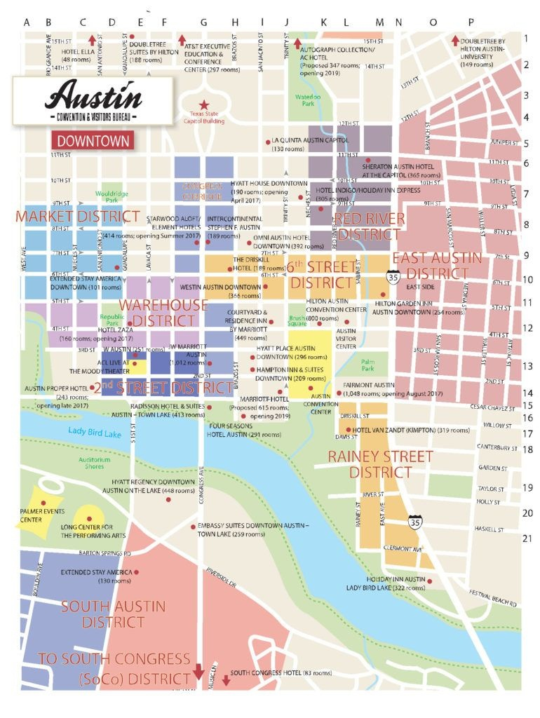X Perfect Downtown Austin Map | Travel In 2019 | Austin Map, Austin - Austin Texas Map Downtown